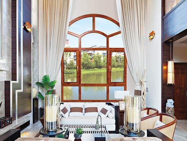 浅析其邦铝合金门窗与其他门窗的优点