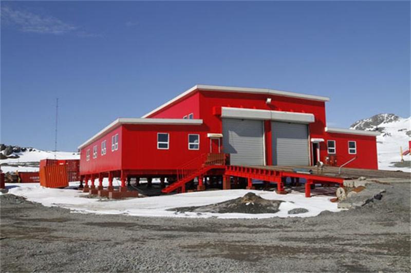 南极长城站
